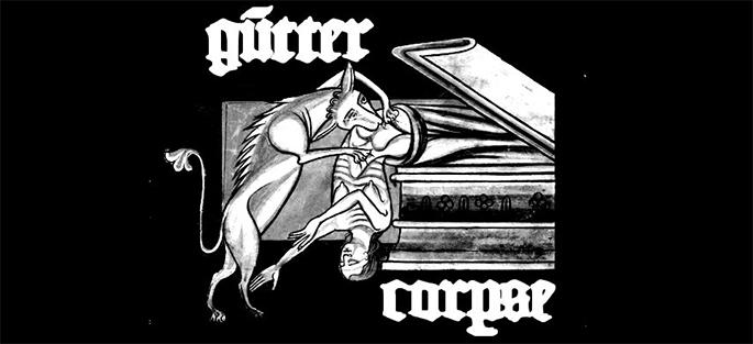 gutter corpse