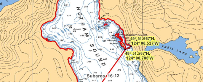 Hotham Sound